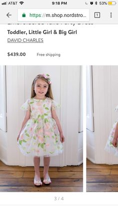 44f95f5fb81 25 Best RENTAL Flower Girl Dresses images