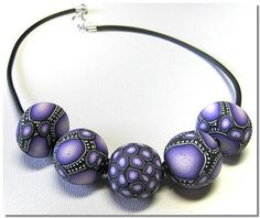 Big Bead series nr4      FREE SHIPPING by chrispellowdesigns, £40.00
