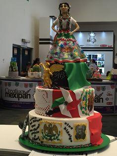 pastel mexicano  mexipan 2016