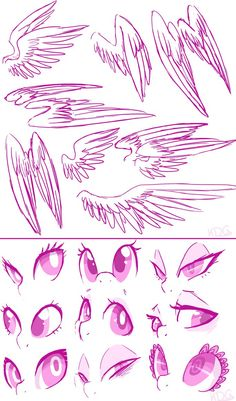May's pony anatomy tutorial! It is funded by Patreon. Thank you for your support! Other tutorials: Let's Draw: Pony Bodies! Let's Draw: Pony Wings! Let's Make: A Pony Picture! Patreon P...