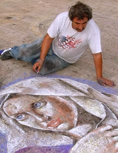 Street Painting - Aitoliko, every September, from 2009