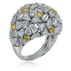 Rina Limor, diamond dome ring