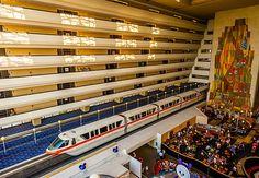 Contemporary Resort Hotel, Walt Disney World
