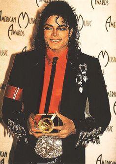 Michael jackson premio Nobel per la Pace 1989 ❤️
