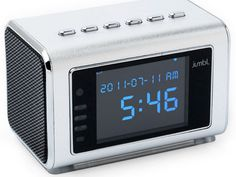 The 4-in-1 Hidden Camera Radio Clock appears to be nothing more than a simple radio clock. It discreetly hides its motion detector camera with night vision.