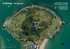 Cause of Mauao fire 'not natural' - Bay of Plenty Times - Bay of Plenty Times News Wet Weather, New Zealand Travel, Parks, City Photo, Places To Go, Road Trip, Track, Fire, Mountains