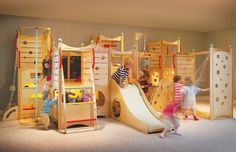 Ideas, Kids Indoor Playground With Playset Playsets Play Equipment Soft Park Indoor Kids Structure Child Places Playhouses Area Centers Grounds 554x359: Marvellous Child Playroom Ideas for Parents