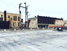 Before the snow flies work #parking #rehab #concrete #work #repairs #stillwatermn #capturemn #masonry #sealant #musecam
