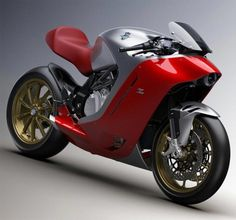 The much hyped MV Agusta F4Z broke cover today – much to our surprise, ahead of its scheduled September 4th debut. The bike is a collaboration between MV Agusta and Milan-based design house Zagato, using the four-cylinder MV Agusta F4 superbike as its platform.