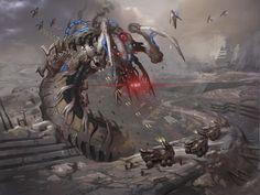 Mass Effect Kalros