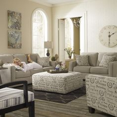 Red Barrel Studio® Spahn Living Room Collection