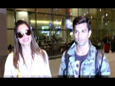 Karan Singh Grover & Bipasha Basu returns from IIFA awards Awards, Youtube, Fashion, Moda, La Mode, Fasion, Fashion Models, Trendy Fashion, Youtubers