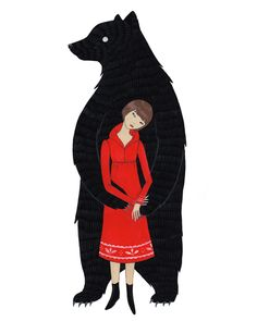 """The Black Bear"" Nora Aoyagi"