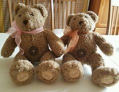 Mamas and Papas Cute Teddy Bear Talk & Play Repeating Talking Soft Plush Toy