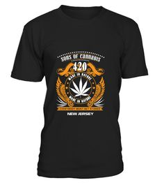 # SONS OF CANNABIS NEW JERSEY .  SONS OF CANNABIS NEW JERSEYMore years click here: https://www.teezily.com/stores/cannabis-day-gifts-store Click the GREEN BUTTON, select your style, color and order. **T-shirt, Long Sleeve and Hoodie available in multiple colors** Only available for a Limited Time. Get yours ASAP.Additional styles and colours.