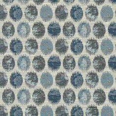 Warwick Fabrics : BESSIE, Colour OCEAN