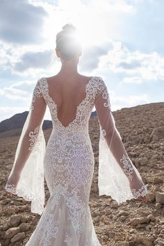 Opulent New Collection of Lian Rokman Wedding Dresses