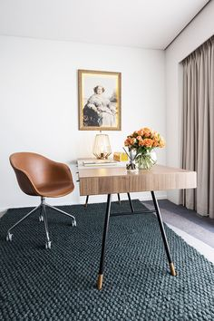 As promised, here are some photos from the Veuve Clicquot Hôtel du Marc inspired rooms I curated at Hilton Auckland and Hilton Queenstown Resort & Spa. For more information on the project check out ye