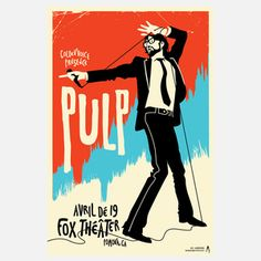 Pulp Print, 27€, now featured on Fab.
