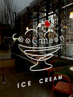 Delicious Ice Cream at Cool Moon in Portland, Oregon.  Check out the full review at: http://www.thescoopblog.com/content/cool-moon-portland-or