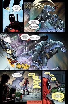 Deadpool mata a Deadpool 1# [Español] [Comic Marvel] - Taringa!