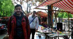 So wird ein Besuch auf dem Flohmarkt zur spannenden Challenge!