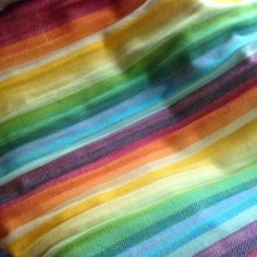 Handwoven Girasol 'Radiating Rainbow'. To preorder or not...