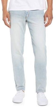 dff68943e457ad The Rail Skinny Jeans (Blue Kurt) | Nordstrom. Mens Skinny Ripped JeansTall  ...