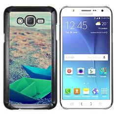 Planetar ( Paper Boats Origami ) Samsung Galaxy J7 (2016) / J710 Colorful Printed Hard Protective Back Case Cover Shell Skin >>> See this great product.