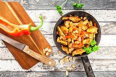 Ilustrační foto ke článku Jděte na to zostra! Zkuste pikantní kuře s křupavými oříšky