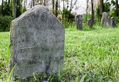 This beautiful burial ground at Wildasin Meeting House contains many unique stone designs and Pennsylvania Dutch symbols. Some stones are in excellent condition while others are barely legible. The stone above was placed there for the burial of Henry Wildasin, born in 1821 and died as a child in 1824. via Blake Stough/Preserving York