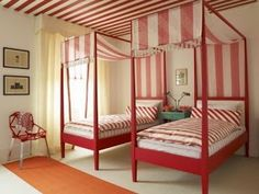 Simply Love Design: Red & White done Right by Katrin Cargill