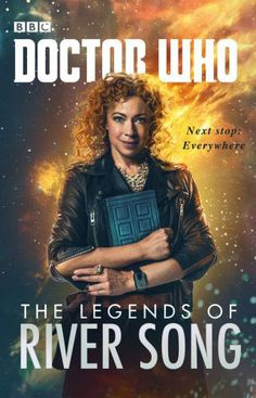 """Doctor Who: The Legends of River Song (Hardback) Available to order from www.amazon.co.uk """"Jenny T. Colgan has written 16 bestselling novels as Jenny Colgan, which have sold over 2.5 million copies worldwide, been translated into 25 languages, and won both the Melissa Nathan Award and Romantic Novel of the Year 2013. Aged 11, she won a national fan competition to meet the Doctor and was mistaken for a boy by Peter Davison."""" ☺♥♥"""