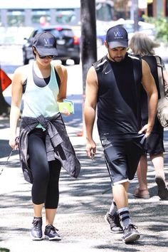 Demi Lovato and Wilmer Valderrama out in Vancouver - July 18th