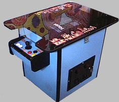 Lanie's Arcade Machine
