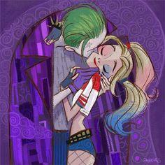 Coringa e Harley