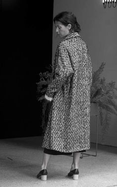 #totallook #tcn #coat #fw1718 #nelybelula #conceptstore #lacoruña