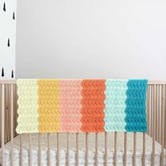 Warm Welcome Baby Blanket Crochet pattern by Jess Coppom   Make and Do Crew