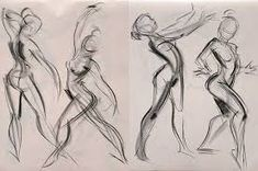 Anatomy Drawing Tutorial Great line gesture drawings Human Figure Drawing, Figure Sketching, Figure Drawing Reference, Body Drawing, Life Drawing, Hand Reference, Drawing Faces, Pose Reference, Anatomy Reference