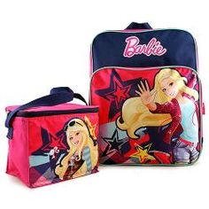 Barbie Backpack and Lunch Bag Combo$24.99