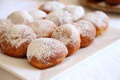 Custard Cream Filled Donuts Ponchiki Пончики Doughnuts Recipe - Heghineh...