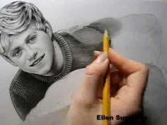 One Direction Drawing by Ellen Sunbeam One Direction Live, One Direction Drawings, While We're Young, Koh I Noor, Thing 1, Dark Places, Cool Words, Famous People, The Incredibles