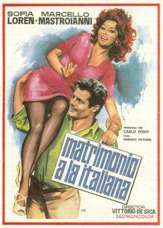 matrimonio a la italiana poster - Buscar con Google