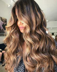 Gorgeous haircolour