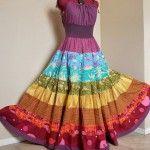 Мастер-класс: Как сшить юбку без выкройки