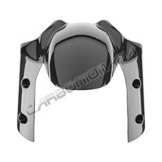 Parafango anteriore carbonio Ducati Multistrada 1200 Performance Quality - cod. PQD280