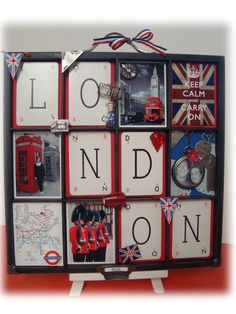 Simply Me: London 2012 Printers Tray
