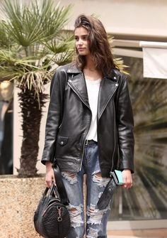 Taylor Marie Hill - Cannes 2015, street style. Credits:Pier Guido Grassano / Models Jam