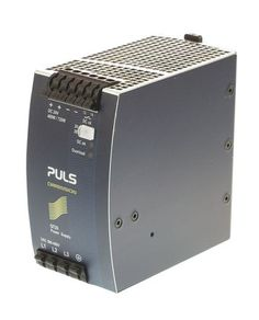Buy 480W Switch Mode DIN Rail Panel Mount Power Supply, 24V dc, 17.5 → 20 Dimension