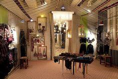 Desigual shop showroom, Barcelona store design
